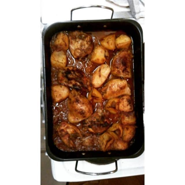 Chicken Tava