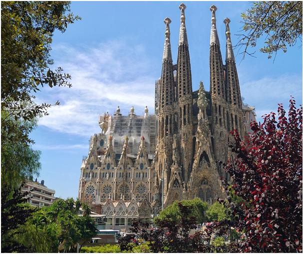 Sagrada Familia          Pixabay/Patrice_Audit