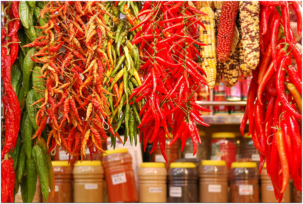 La Boqueria Market            Flickr/Rosino