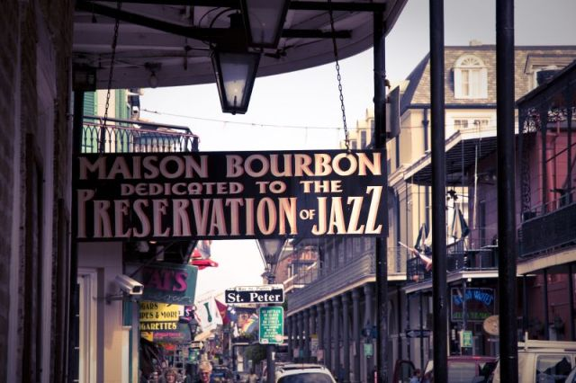 Maison Bourbon. Photographer: Ray Devlin/Creative Commons/Flickr