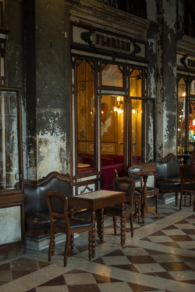 Florian Cafe, Venice Photographer: Giorgio Minguzzi/Creative Commons/Flickr
