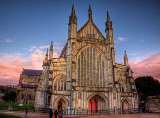 Winchester Cathedral Photographer:Neil Howard/Creative Commons/Flickr
