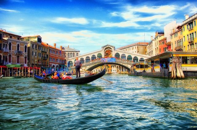 Rialto Bridge, Venice Photographer: Adam Smok/Creative Commons/Flickr