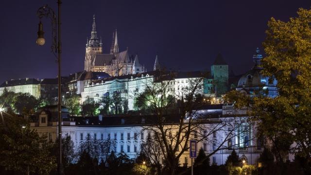Prague Castle and Saint Vitus Cathedral Photographer: Chris Cabot/flickr.com/Creative Commons